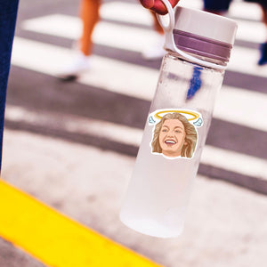 Miley Cyrus & Gigi Hadid Stickers
