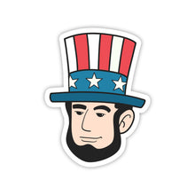 "Load image into Gallery viewer, ""President"" Sticker"