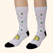 Load image into Gallery viewer, Socks Unisex (Cute Taco)