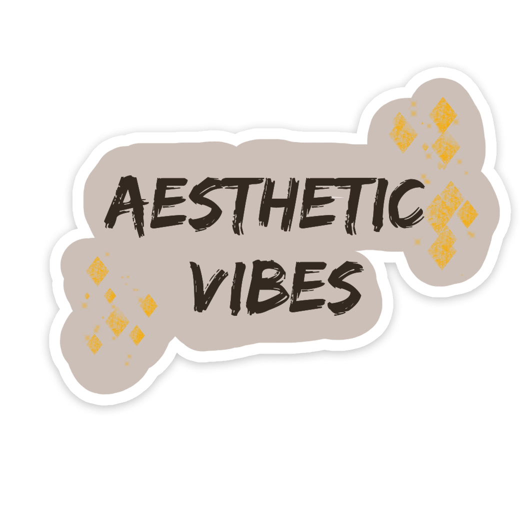 Aesthetic Vibes Sticker