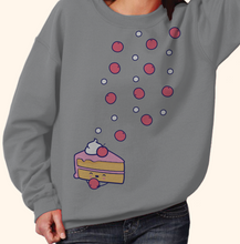 Load image into Gallery viewer, Sweatshirt (Cute Pie with Cherry)