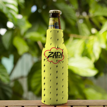 "Load image into Gallery viewer, Koozie with ""ZAP"" sticker"