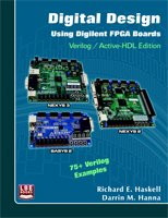 Digital Design Using Digilent Fpga Boards Verilog/Active-Hdl Edition