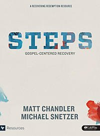 Steps Leader Kit: Gospel-Centered Recovery