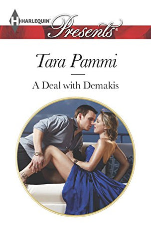 A Deal With Demakis (Harlequin Presents)