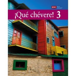 Que Chevere! Level 3-Text