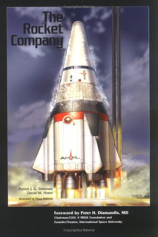 The Rocket Company (Library Of Flight Series)