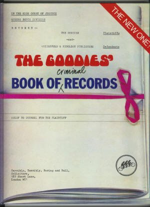 The Goodies' Book Of Criminal Records