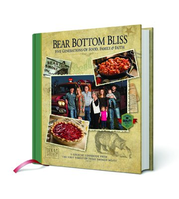Bear Bottom Bliss; A Country Cookbook