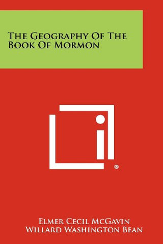 The Geography Of The Book Of Mormon