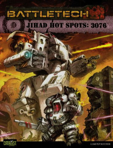Battletech Jihad Hot Spots 3076