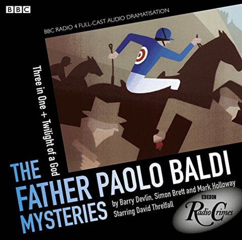 Three In One / Twilight Of A God (Father Paolo Baldi Mysteries)