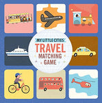 Travel Matching Game: My Little Cities