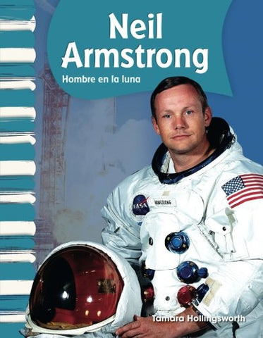 Neil Armstrong (Spanish Version) (Social Studies Readers) (Spanish Edition)
