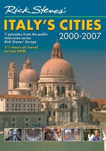 Rick Steves' Italy'S Cities Dvd 2000-2007 (Rick Steves)