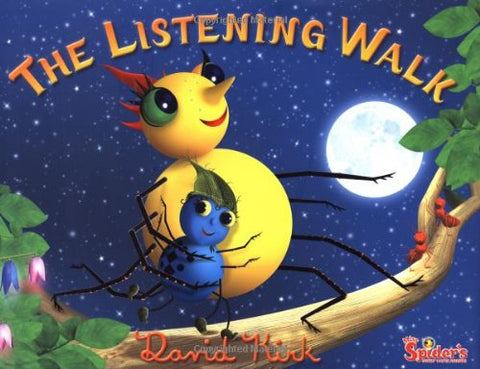 The Listening Walk (Miss Spider)