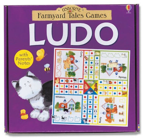 Ludo (Farmyard Tales Games)