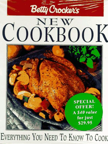 Betty Crocker'S New Cookbook: Everything You Need To Know To Cook/With Cookie Jar Cookbook