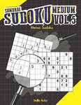 Samurai Sudoku Medium Vol.5: Mensa Sudoku (Relaxation Activities Book)