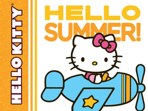 Hello Kitty, Hello Summer!