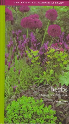 Herbs: A Garden Project Workbook (Garden Project Workbooks)