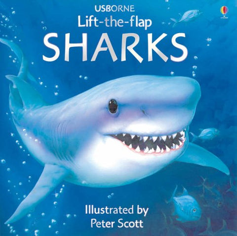 Sharks (Lift-The-Flap)