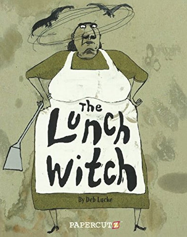 The Lunch Witch (Turtleback School & Library Binding Edition)