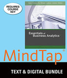 Bundle: Essentials Of Business Analytics, Loose-Leaf Version, 2Nd + Mindtap Business Statistics, 1 Term (6 Months) Printed Access Card