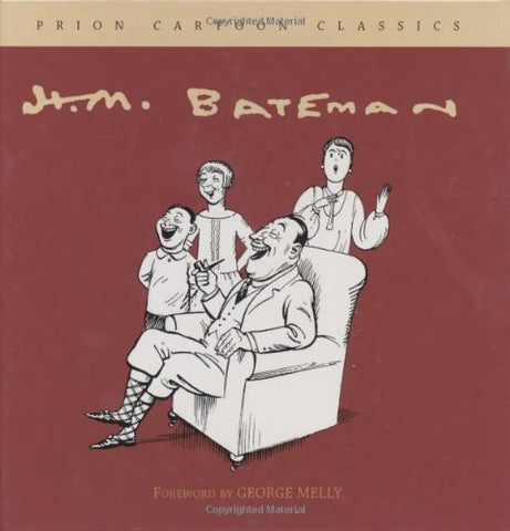 H.M. Bateman (Prion Cartoon Classics)