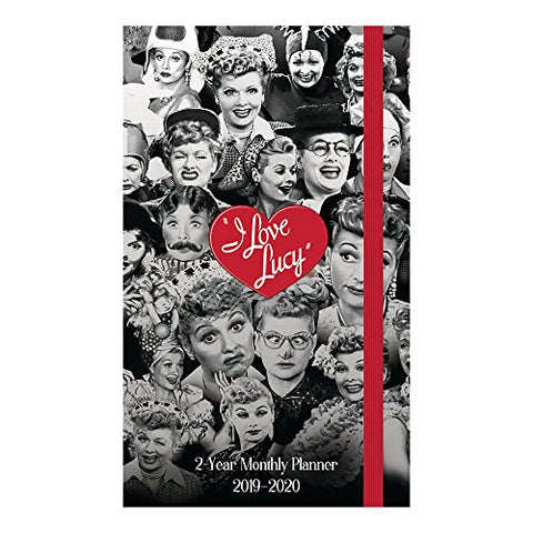 I Love Lucy Pocket Planner 2 Year (2019)