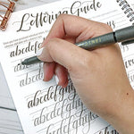 Modern Calligraphy: A Beginner'S Guide To Pointed Pen And Brush Pen Lettering