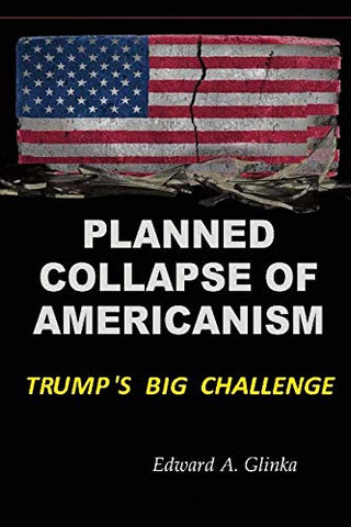 Planned Collapse Of Americanism: Trump'S Biggest Challenge -Surviving The Coming Amerigeddon