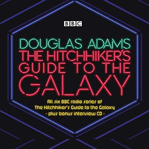 The Hitchhikers Guide To The Galaxy: The Complete Radio Series (Hitchhiker'S Guide (Radio Plays))