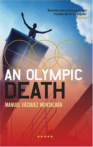 An Olympic Death (A Five Star Title)