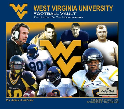 West Virginia University Football Vault (College Vault)