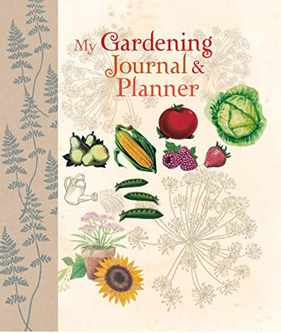 My Gardening Journal And Planner