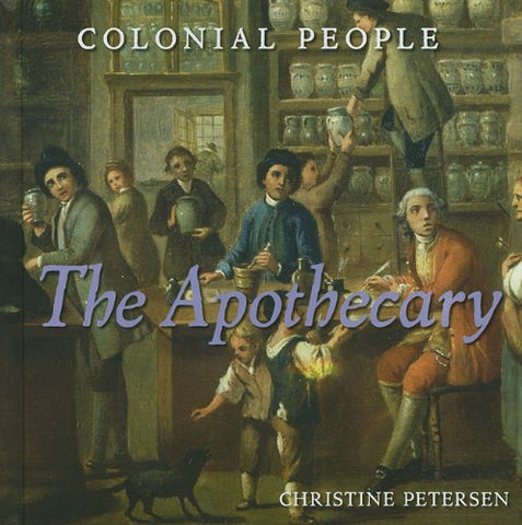 The Apothecary (Colonial People)