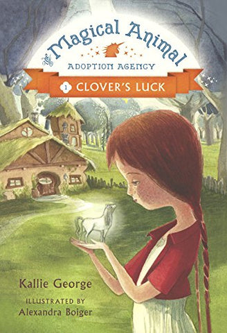 Clover'S Luck (Turtleback School & Library Binding Edition) (Magical Animal Adoption Agency)