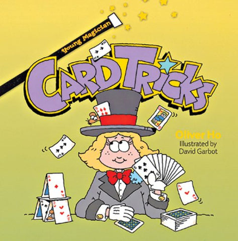 Young Magician: Card Tricks (Young Magician (Sterling))