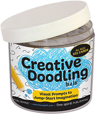 Creative Doodling In A Jar: Visual Prompts To Jump-Start Imagination