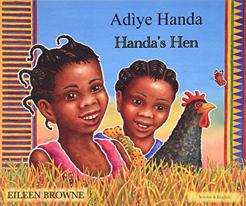 Handa'S Hen In Yoruba And English (English And Yoruba Edition)