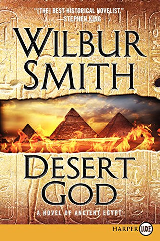 Desert God: A Novel Of Ancient Egypt
