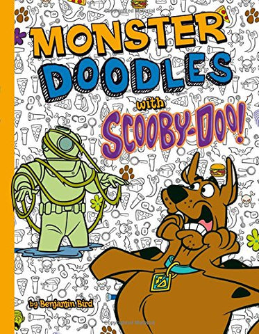 Monster Doodles With Scooby-Doo! (Scooby-Doodles!)