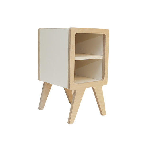 Greenwood Bedside Table With Shelf