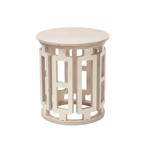 Art Decor Side Table