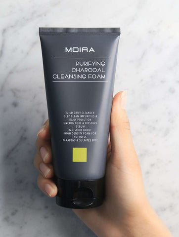 PURIFYING CHARCOAL CLEANSING FOAM  S