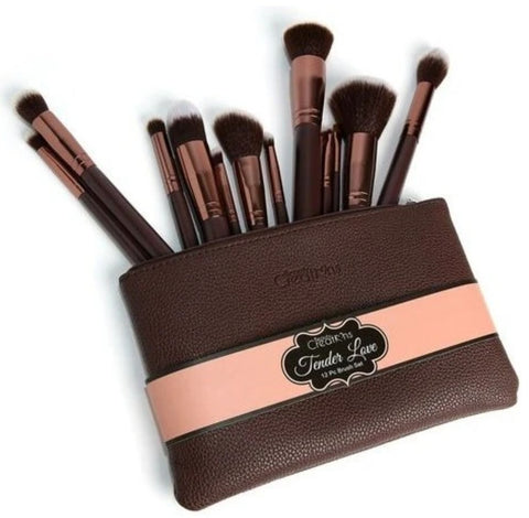 12PC TENDER LOVE BRUSH SET