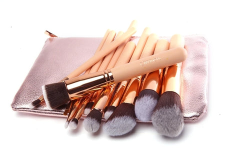 12PC BALLERINA BRUSH SET