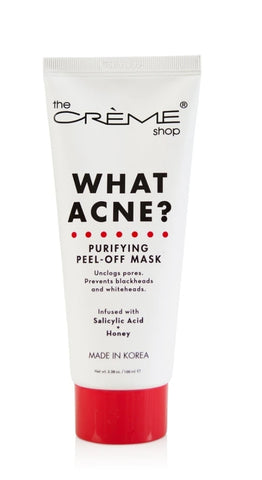 What Acne? - Purifying Peel-Off Mask