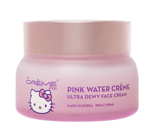 Pink Water Crème - Ultra Dewy Face Cream